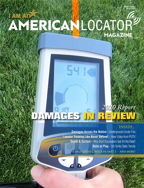 American Locator Magazine
